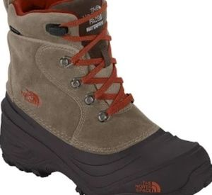 North Face Chilkat Lace Boot, Waterproof size 3